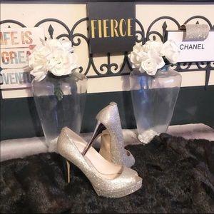 Micheal Kors high heels :)